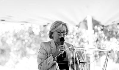 Martine Valleton, maire de Villepinte