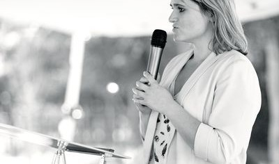 Magalie Thibault, vice-présidente du conseil départemental de Seine-Saint-Denis