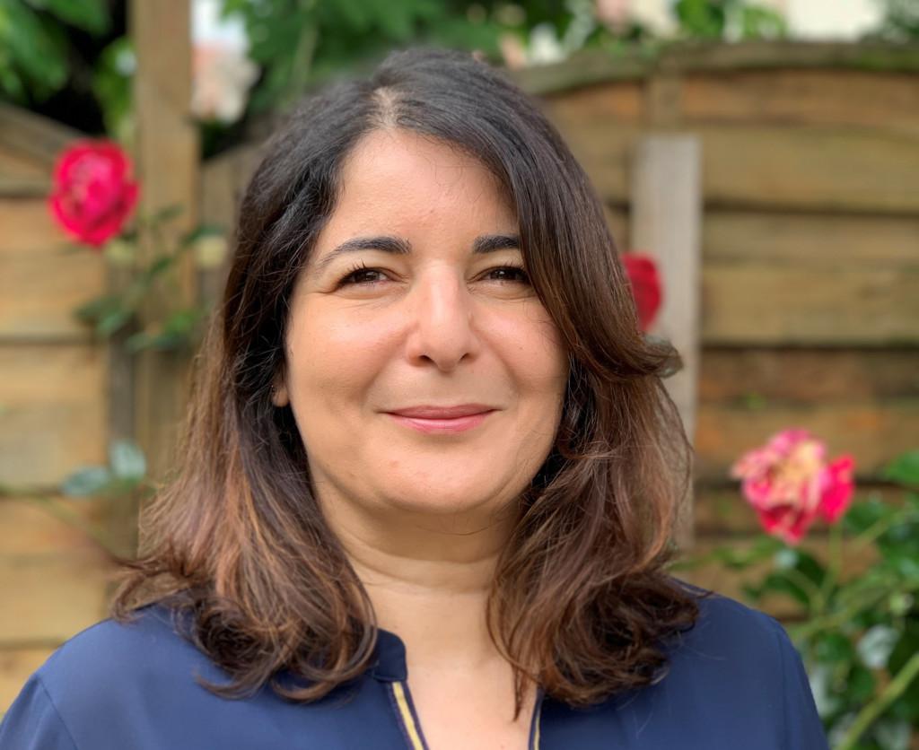 Amal Chouitem, directrice IME Marie-Auxiliatrice